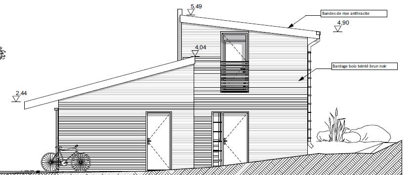 extension ossature bois auto construction les forums de maisons bois international. Black Bedroom Furniture Sets. Home Design Ideas