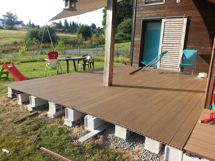 Terrasse bois ou composite discussions g n rales les - Terrasse en bois ou composite ...
